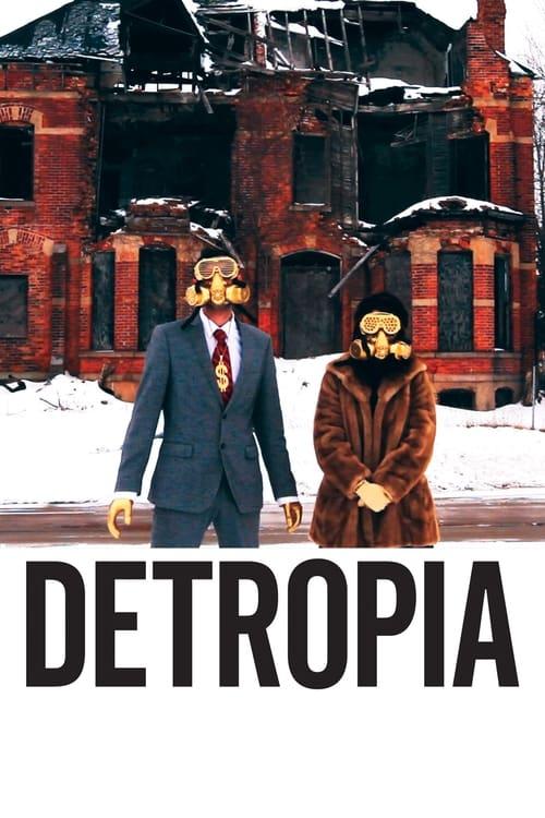 Detropia (2012) Poster