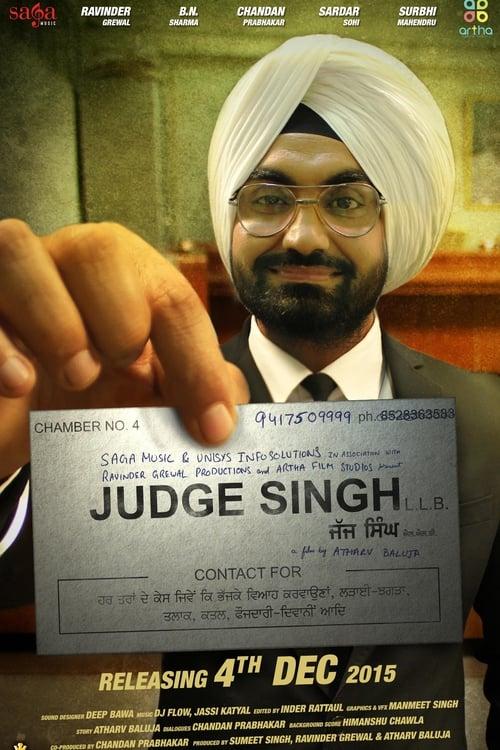 Watch Judge Singh LLB online