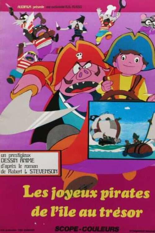 [720p] Les joyeux pirates de l'île au trésor (1971) streaming Netflix FR