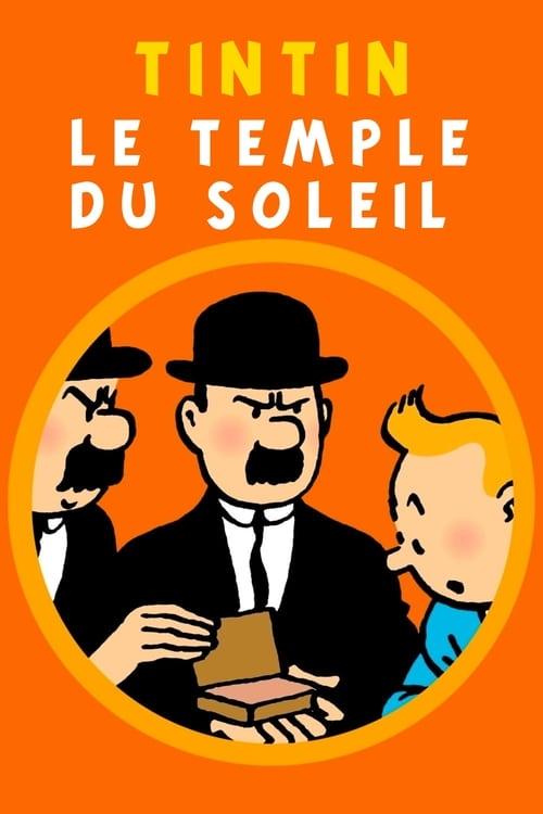 ♛ Tintin et le Temple du Soleil (1969) ✿