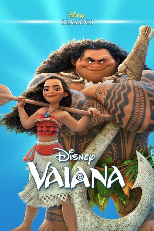 Poster von Vaiana