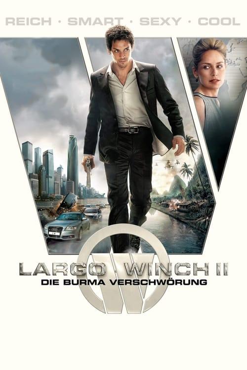Poster von Largo Winch II - Die Burma-Verschwörung