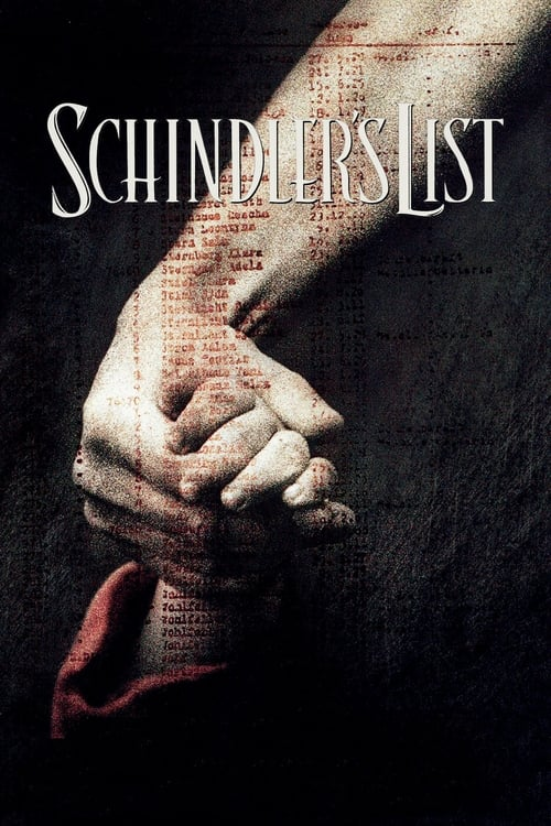 Schindler's List film en streaming