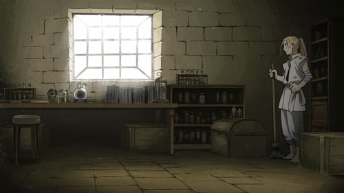 Fullmetal Alchemist: Brotherhood: Season 1 – Episod Homunculus (The Dwarf in the Flask)