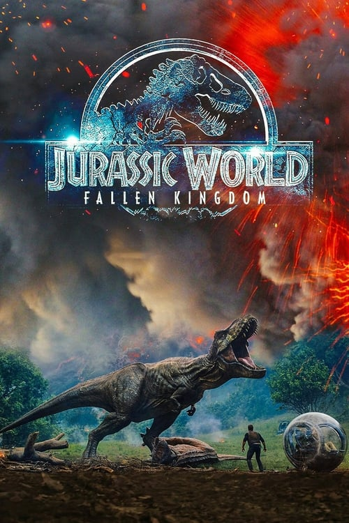Largescale poster for Jurassic World: Fallen Kingdom