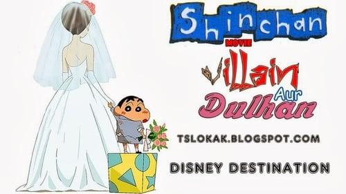 Shin Chan Movie Villain Aur Dulhan Hindi Dubbed Full Movie (720p HD) MoviMob.xyz