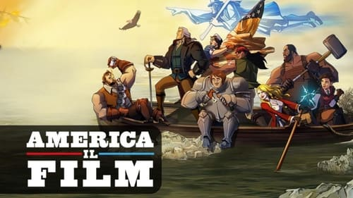 America: The Motion Picture - This summer they're redrawing history. - Azwaad Movie Database