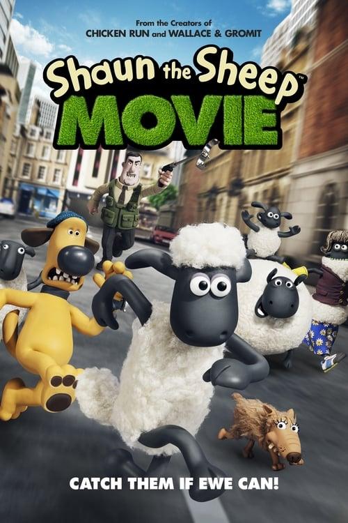 Streaming Shaun the Sheep Movie (2015) Movie Free Online