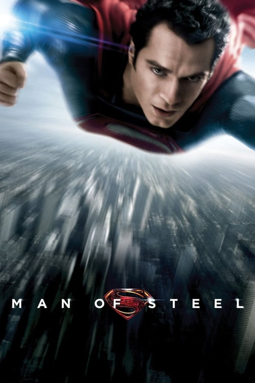 ➤ Man of Steel (2013) streaming vf
