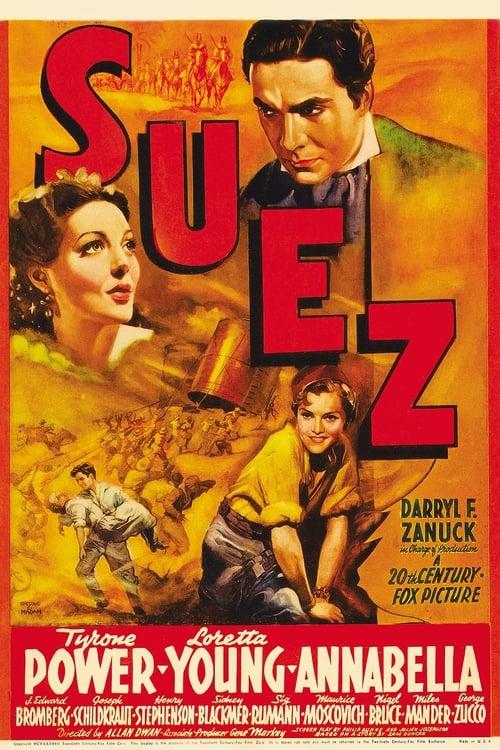 Mira La Película Suez Gratis