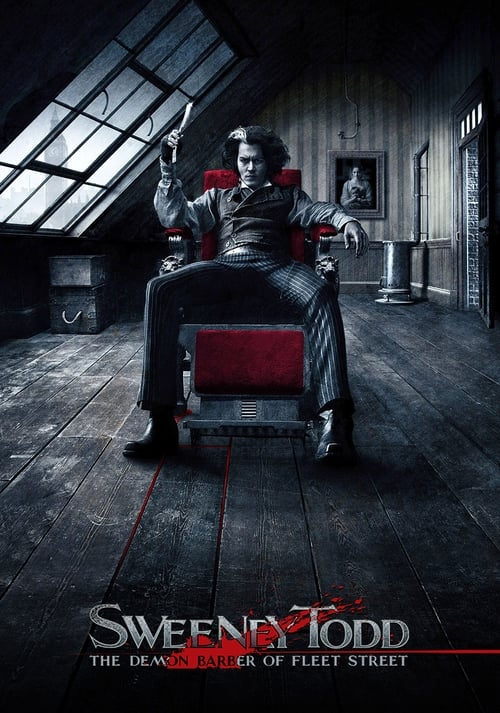 Watch Sweeney Todd: The Demon Barber of Fleet Street (2007) Movie Free Online