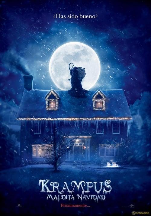 Película Krampus: Maldita Navidad Completamente Gratis