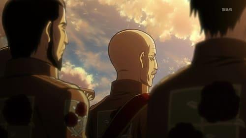 Attack on Titan: Staffel 1 – Episod Die Wunde - Schlacht um den Bezirk Trost, Teil 8