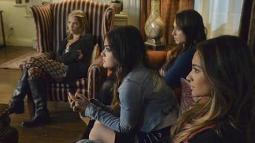 Pretty Little Liars - Season 5 - Episode 12: Taking This One to the Grave