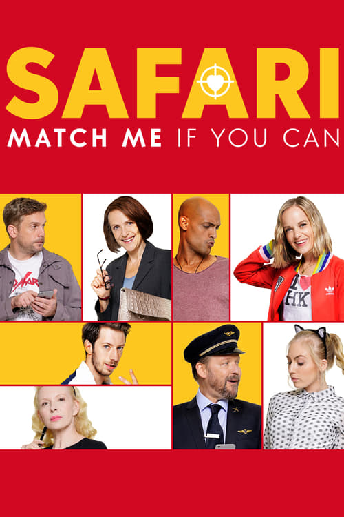 Assistir Filme Safari: Match Me If You Can Com Legendas Em Português