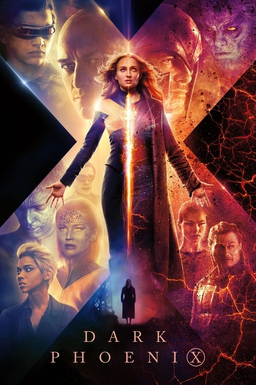 Streaming Dark Phoenix (2019) Movie Free Online