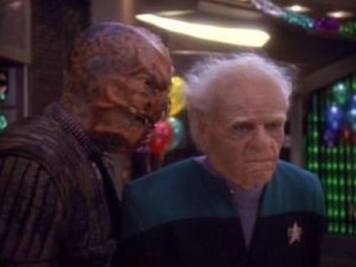 Star Trek: Deep Space Nine: Season 3 – Episode Distant Voices