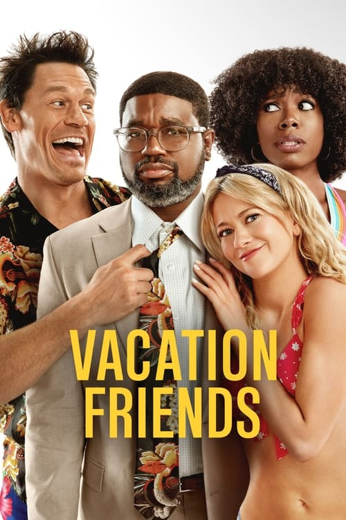 Vacation Friends - Poster