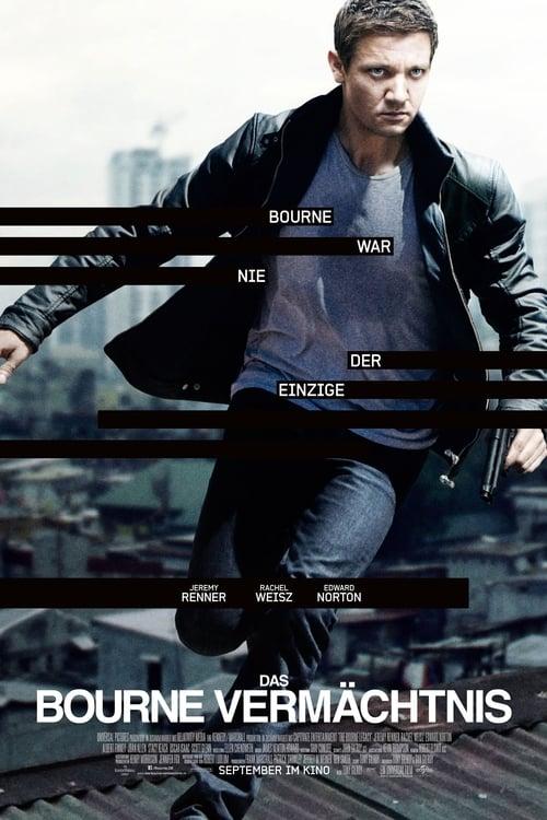 Das Bourne Vermächtnis - Action / 2012 / ab 12 Jahre