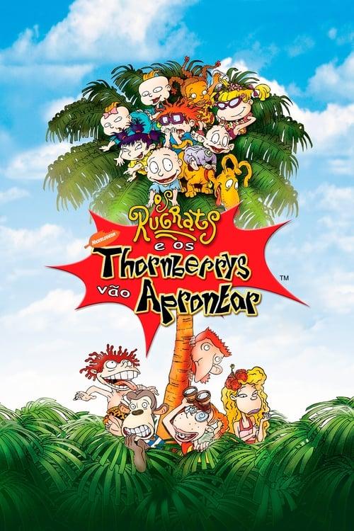 Os Rugrats e os Thornberrys Vão Aprontar
