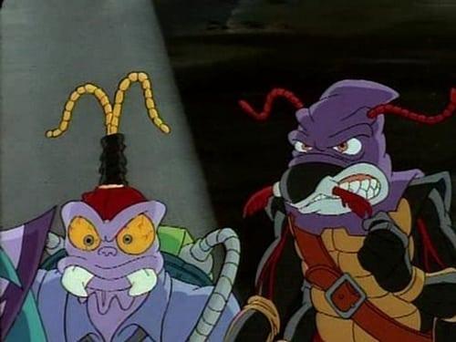 Teenage Mutant Ninja Turtles 1993 Amazon Video: Season 7 – Episode Night of the Rogues