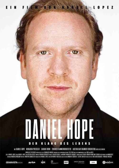 Die Webseite Daniel Hope - Der Klang des Lebens