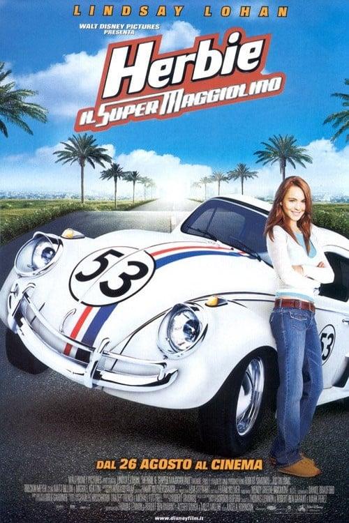 Herbie - Il super maggiolino 2005