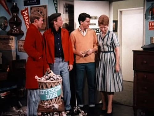 Happy Days: Season 2 – Episode The Cunningham Caper