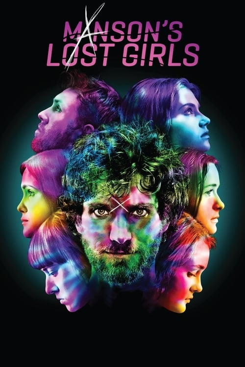 Manson's Lost Girls (2016) Poster