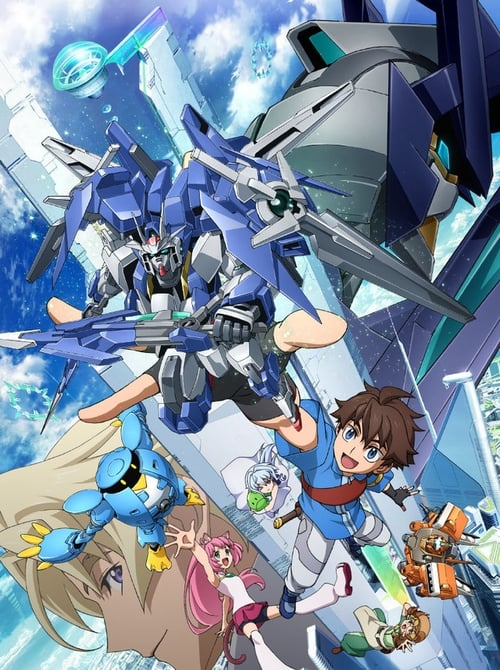 Gundam Build Divers ( ガンダムビルドダイバーズ )