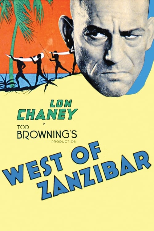 West of Zanzibar Film Plein Écran Doublé Gratuit en Ligne FULL HD 1080