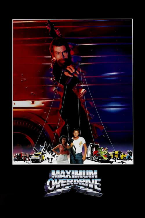 Maximum Overdrive - Poster
