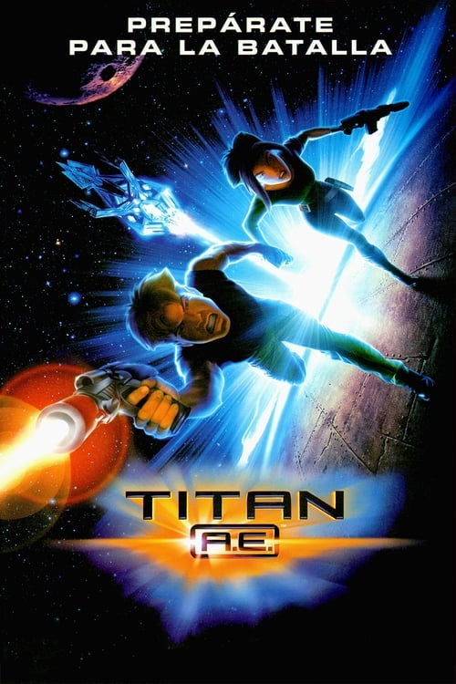 Titan A.E. pelicula completa