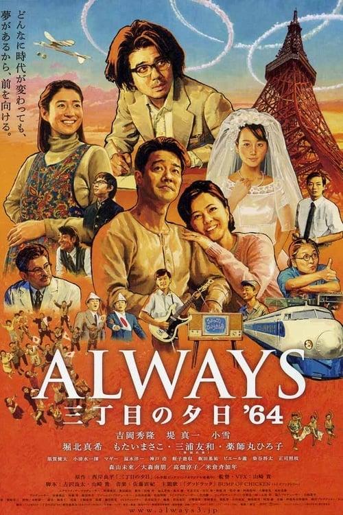 Always - Sunset on Third Street 3 (2012) Poster