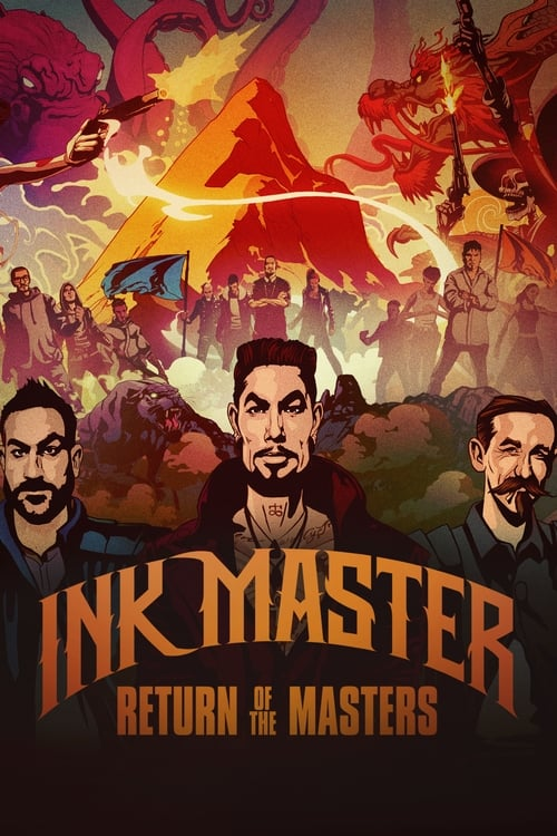 Ink Master cover