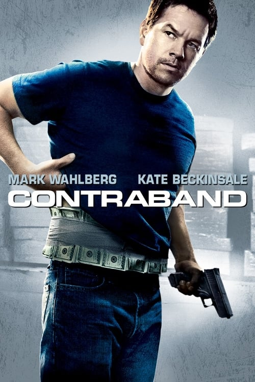 Poster for the movie, 'Contraband'