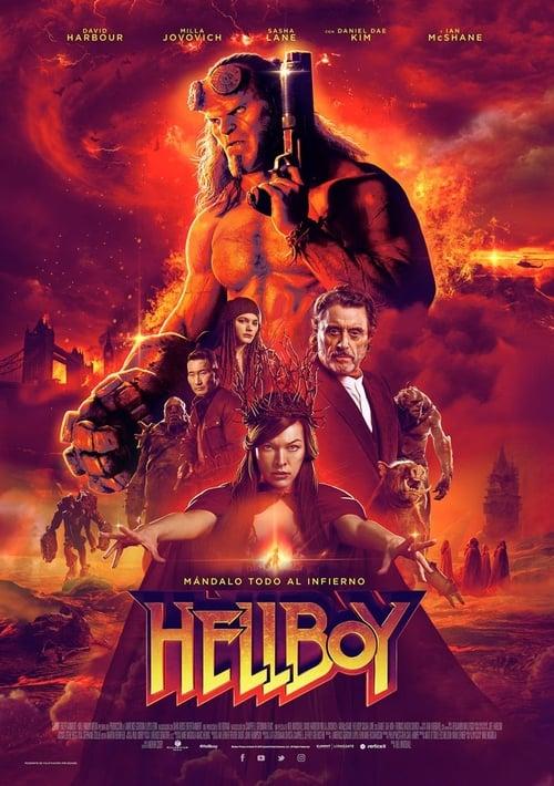 Ver Hellboy (2019) Online
