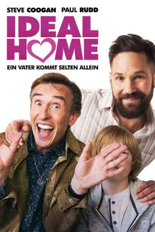 Film Ideal Home - Ein Vater kommt selten allein Online
