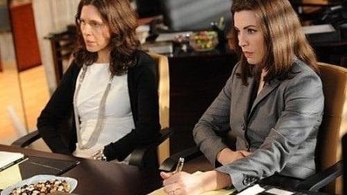 The Good Wife - Season 1 - Episode 11: Infamy
