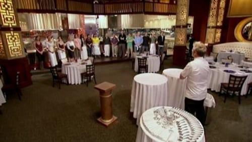 Hell's Kitchen: Season 6 – Épisode 16 Chefs compete