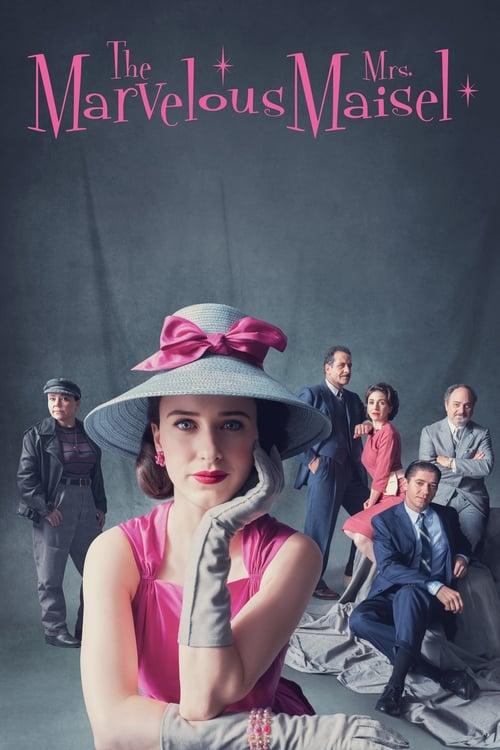 Poster von The Marvelous Mrs. Maisel