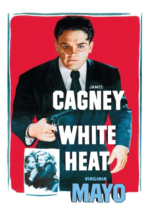 White Heat Movie Poster