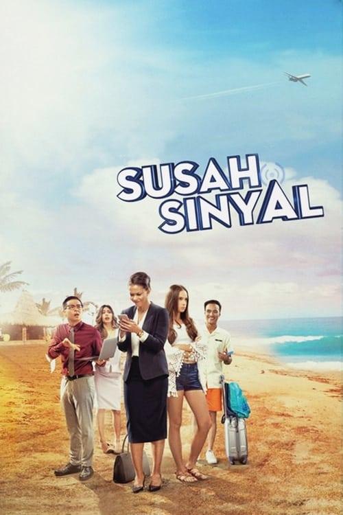 Susah Sinyal poster
