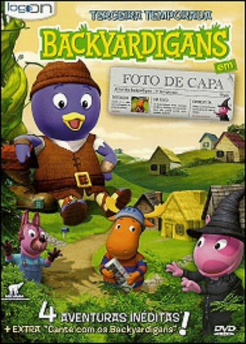 The Backyardigans - Escape from Fairytale Village MEGA