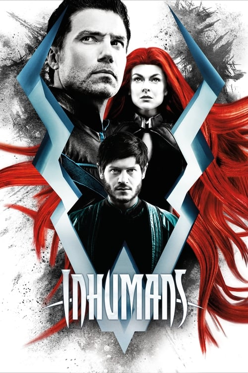 Film Inhumans: The First Chapter V Češtině