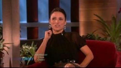 The Ellen DeGeneres Show - Season 7 - Episode 21: Julia Louis-Dreyfus