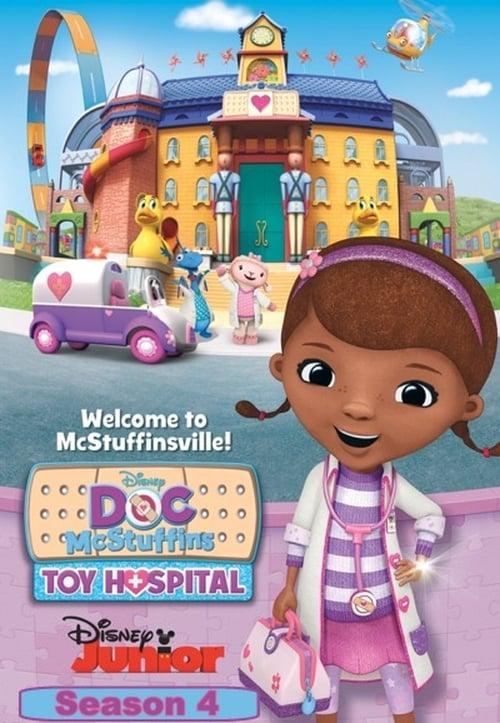 Doc McStuffins: Season 4: Toy Hospital