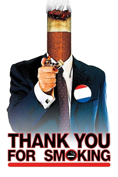 Largescale poster for Thank You for Smoking