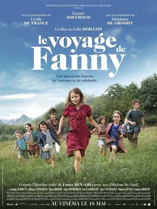 Le voyage de Fanny Online