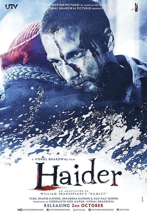 Watch Haider online